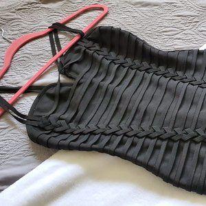Black bandage dress!